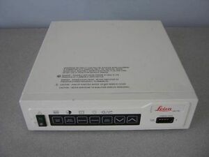 Leica Lei 750 Endoscope Camera Controller Control Unit