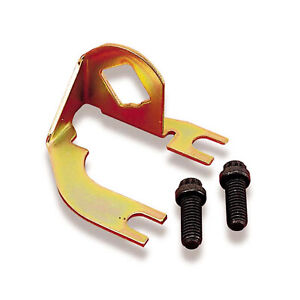 Holley 2045 Throttle Cable Bracket Transmission Kickdown Cable Brkt