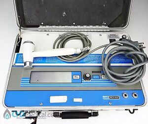 Rich mar Model 3p Ultrasound Therapy Unit With One Probe