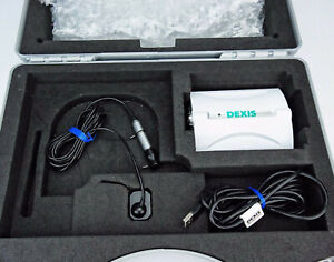 Dexis Dexusb Plu 660 Converter Box With 601p Sensor And Carrying Case Dental