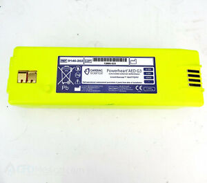 Cardiac Science Powerheart Aed G3 Battery 9146 102 202 302 Low Or Dead