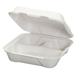 Genpak Takeout Clamshell Food Containers Gnphf203