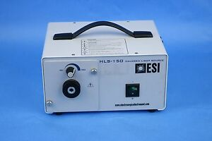 Halogen Light Source Hls 150 Cuda Surgical 115 230v 180w 50 60hz