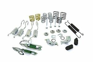 Jeep Small Brake Drum Parts Replacement Kit For Jeep With 10 Drums Yj Xj Cj