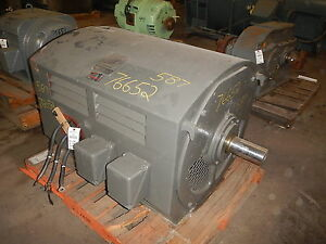 500 Hp Bbc Electric Motor 1800 Rpm 587us Frame Dp 2300 V 1 15 S f
