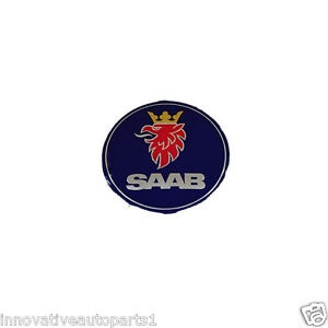 Genuine Badge Decal Logo Sign Trunk Emblem For Saab 9 3 Sedan