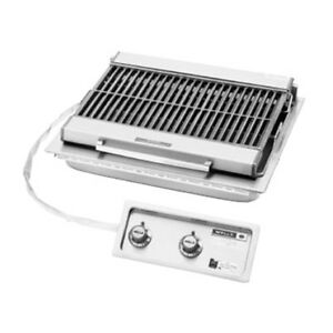 Wells B 406 25 Wide Electric Built in Charbroiler