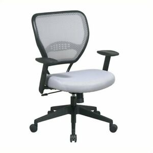 Scranton Co Grid Back And Shadow Mesh Seat Managers Office Chair