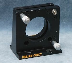 Melles Griot 2 25 Gimbal Mirror Mount For Optical Bench