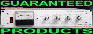 Pacific Instruments 204 0 2000v Variable High Voltage Regulated Dc Power Supply