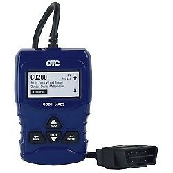 Otc 3208 Obdii And Abs Scan Tool