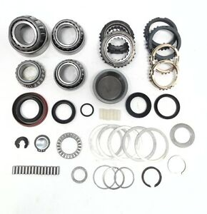 Transmission Rebuild Bearing Seal Kit 1992 2002 Ford T5 World Class Bk149bws