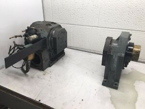 Peiseler Awu 160 p Nc Rotary Table W Tailstock Grt 160 Mfg d 2001 Used 2