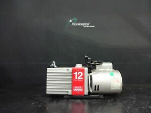 Edwards E2m12 Vacuum Pump Rebuilt And Tested Sold As Is