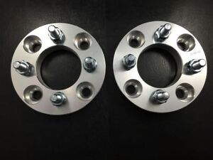 4pc 1 25mm Wheel Spacers 4x130 To 4x130 Old Porsche 914 Old Vw Beetle