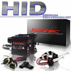 Hid Xenon Conversion Kit Honda Accord 1990 2017 Headlight Fog Light All Color
