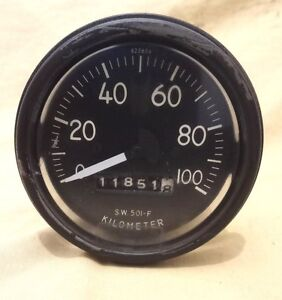 Us Military Truck All M series M35 M923 M939 M151 A1 A2 Speedometer Gauge