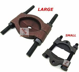 2 Pc Large Small Bearing Separator Splitter Puller 4 3 4 2 1 4 Separators