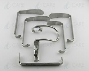 Boyle Davis Mouth Gag With Tongue Plates Dental Surgical Gag Care Instruments