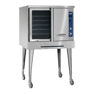 Imperial Icvg 1 Single Deck Gas Convection Oven