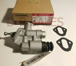 Dcec Fuel Lift Pump 12v Valve 3936316 4988747 For 94 98 Dodge Cummins 5 9 P7100