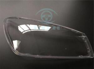 For Kia Cerato 2005 2006 Right Side Front Headlight Lens Light Cover Replacement