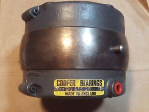 Cooper 01bc215gr Split Pillow Block Cartridge Bearing Fixed 01bc 215 Gr Bearing
