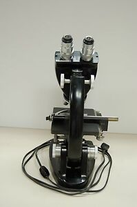 Bausch And Lomb Optical Microscope Complete