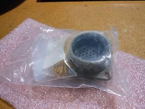 Bendix Connector Part 10 470733 21p Nsn 5935 01 027 6478