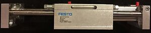 New Festo Double Rod Guided Air Cylinder 1 5 Bored Diameter 6 Stroke