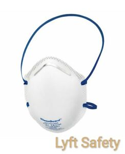 Jackson Safety 64230 R10 Niosh N95 Particulate Respirator No Valve pick Size