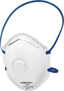 Jackson Safety 64240 R10 Niosh N95 Particulate Respirator With Valve pick Size