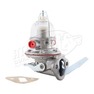 New Fuel Lift Pump For Ford Tractor Fordson Super Major Fordson