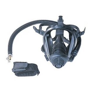 Sas Safety 9814 06 Large Opti fitfull Face Respirator Supplied Air