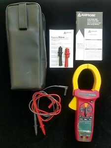 Amprobe Acdc 34 Ind Clamp Meter With Dc Current