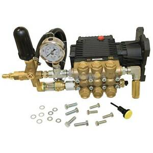 General Pump Pressure Washer Pump Ez4040g 4000 Psi 3 5 Gpm 030 450