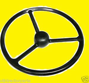 Ford New Holland Sba334300050 Steering Wheel 1100 1210 1215 1320 1520 1720 1920