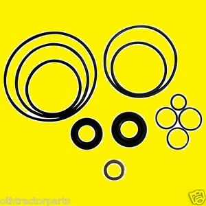 Ford Tractor Dhpn3a674a Power Steering Seal Kit Vertical Res 2000 3000 9600 535