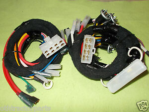 Ford Tractor 2000 3000 3400 4000 4500 5000 Wiring Wire Harness Diesel W Diagram