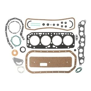 Gasket Kit Complete 172 6008d Ford new Holland 4000 Series 4 Cyl 62 64 1109 1218