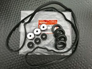 Genuine Honda Valve Cover Gasket Kit Acura Rsx Honda Civic Si K Series K20 K24