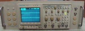 Tektronix 2430 150 Mhz Digital Oscilloscope W Opt Nist Calibrated
