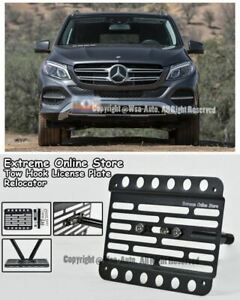 2016 up For Mb Gle300d Suv Gle350 Suv Only Front License Plate Brackettow Hook