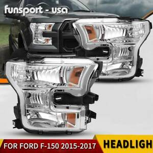 Tail Lights For 2003 206 Chevy Silverado Black Clear Rear Lamp L R Pair Us Stock