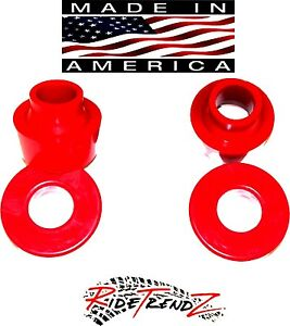 Jeep Grand Cherokee Wj 1999 2004 Lift Kit 2 Poly Coil Spring Spacers 4wd Usa R