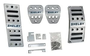 2015 2019 Ford Mustang Shelby Gt350 Billet Gas Brake Clutch Covers