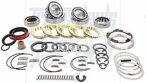 Fits Chevy Ford T5 Non World Class Transmission Dlx Rebuild Bearing Seal Kit