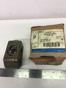 Thomas Betts Locktite r Tap Pressure Cable Connector Series T 35 35017