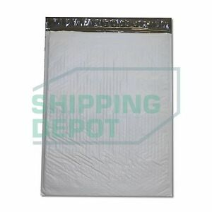 250 7 14 25x20 Poly Bubble Mailers Self Seal Envelopes 14 25 x20 Secure Seal