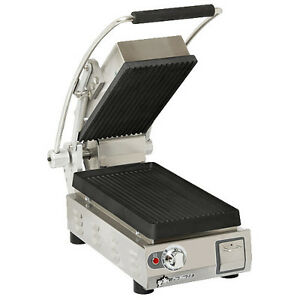 Star Pgt7i Pro max 2 0 Grooved Sandwich Grill With Analog Controls
